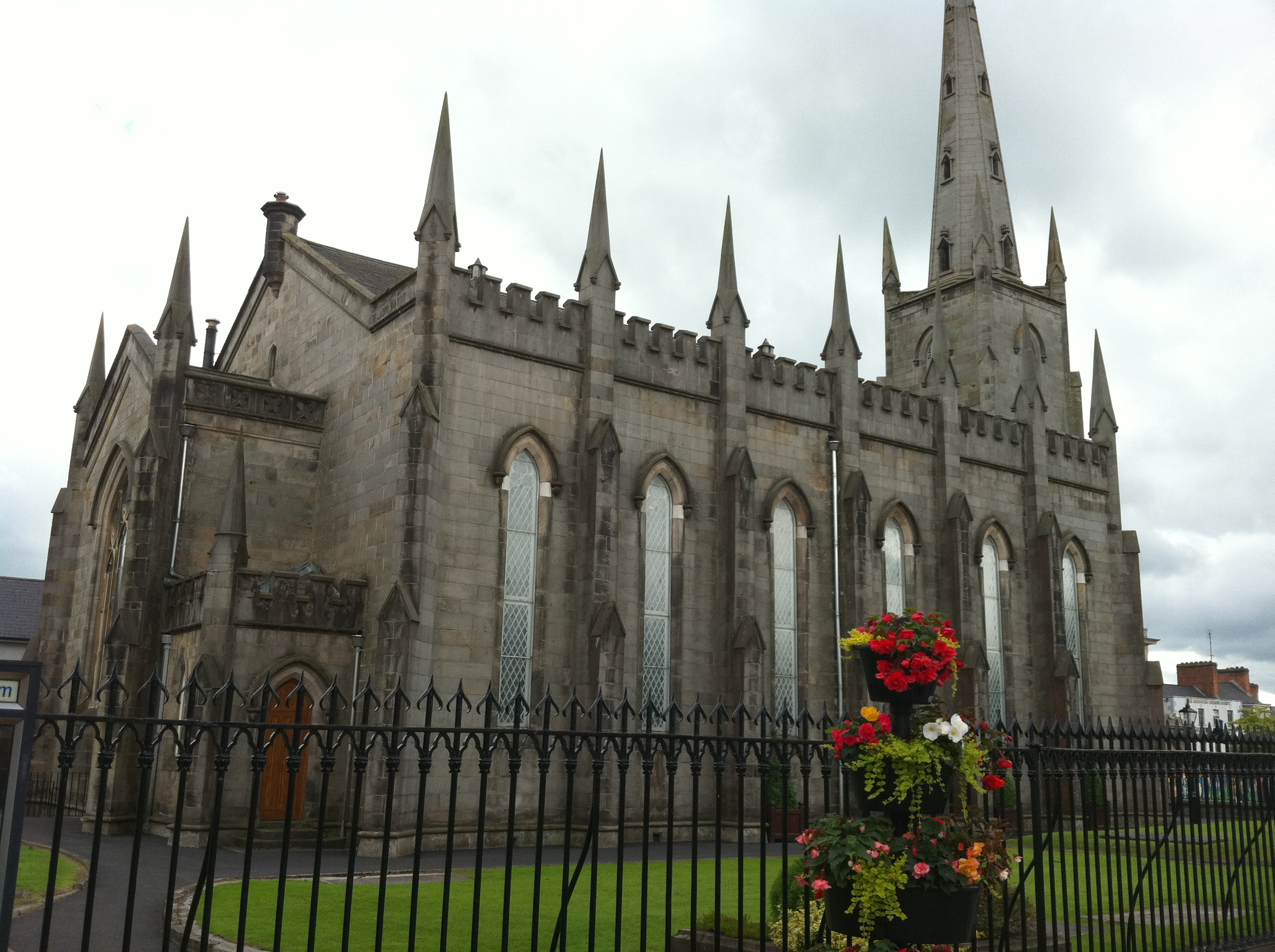 A Couple Observations on Churches in Ireland